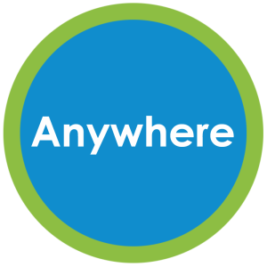 Buttons - Anywhere